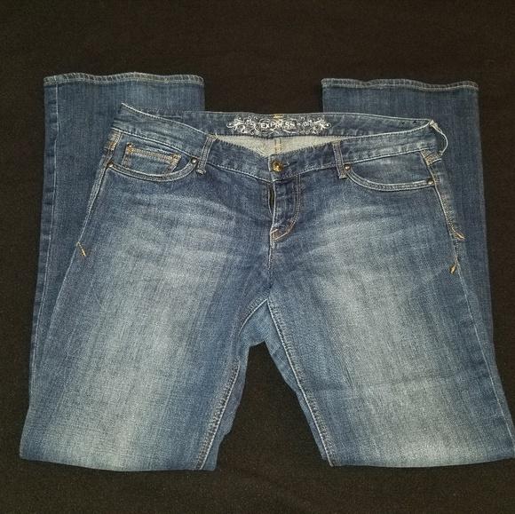Express Denim - EUC Express Boot Cut Jeans size 12R